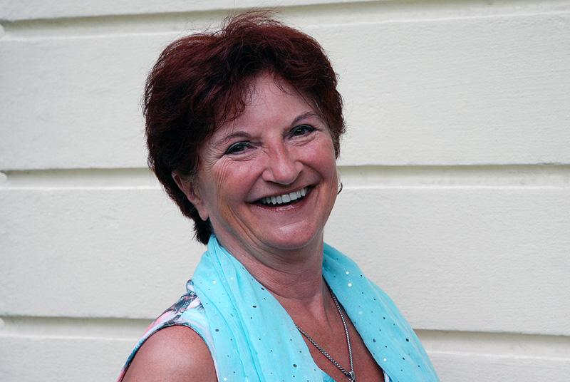 Irene Aafjes - Trainer Instituut voor Integratieve Ademtherapie